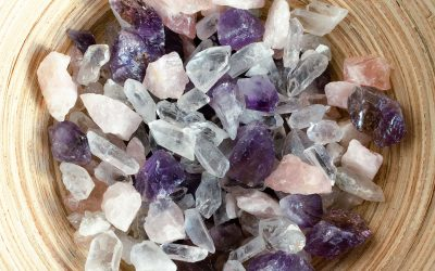 The Healing Power of Crystals, Gemstones and Rocks